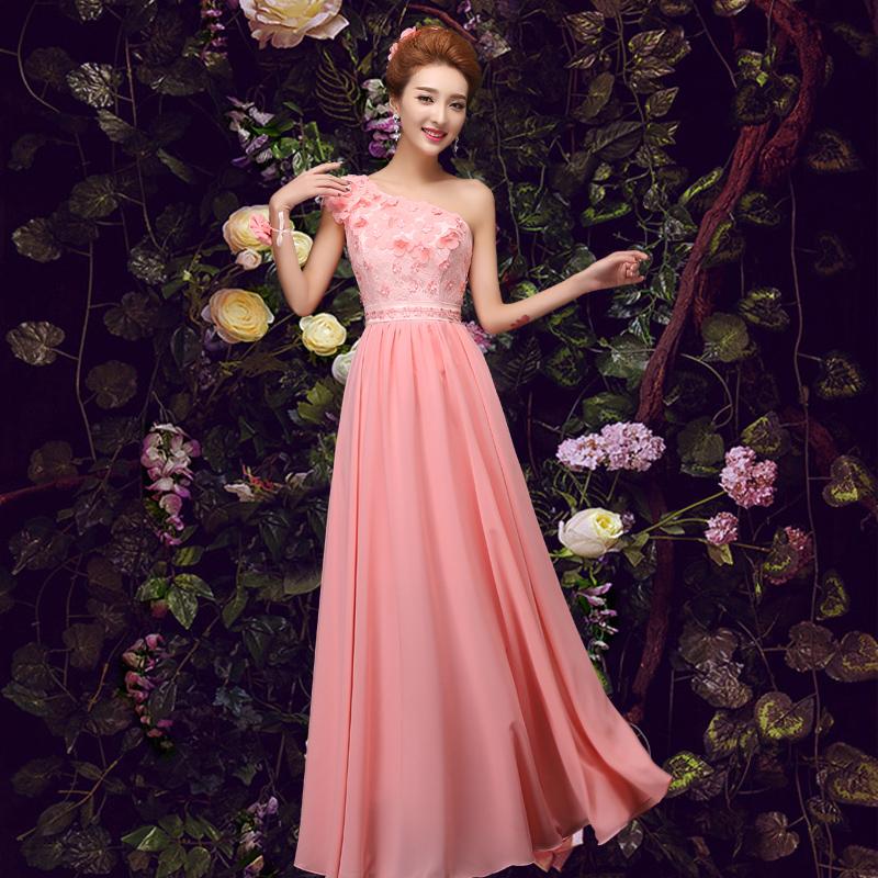 Moda coreana vestidos de noche largos – Catálogo de fotos de ...