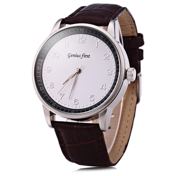 Luxury Brand Leather Men Watches Waterproof Fashion Casual Sports Quartz Watch Business Wrist Watch Hour Relogio Masculino
