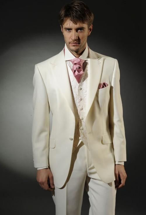Men wedding suit tuxedo velvet blazer men peaked lapel for Mens ivory dress shirt wedding