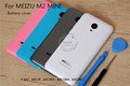 Original for Meizu M2 Mini Back Cover Rear Battery Door Replacement Spare Parts with Camera Glass