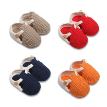 Fashion baby toddler shoes 6M/9M/12M hand-made Soft cotton-padded shoes high quality +FREE SHIPPING(China (Mainland))