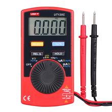 Buy UNI-T UT120C Mini Pocket Digital Multimeter Portable Voltmeter Handheld Multimeter Ohm Universal Meter Ammeter Frequency Meter for $15.18 in AliExpress store