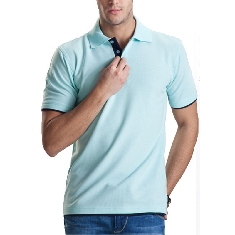 Brand clothing polo homme solid wholesale polo for Cheap branded polo shirts