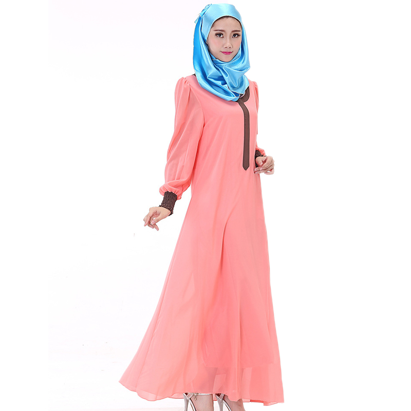 National Big swing dress arab garment muslim abaya jilbab islamic clothing for women abayas for sale turkish islamic clothing(China (Mainland))