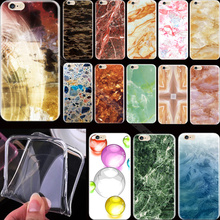 Multiple Models Painting Marble Silicon Phone Shell Cover For Apple iPhone 6 iPhone 6S iPhone6 Case Cases AIR TTQ AOD LAJN