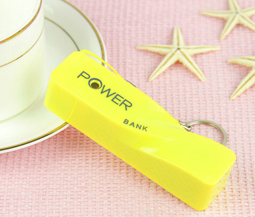 New 2016 2600mAh Portable External Battery Charger Power Bank Pack For iPhone Battery is not included