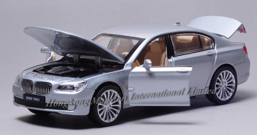 New 132 Car Model For BMW 760Li (16)