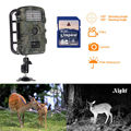 Free shipping RD1001 12MP PIR Night Vision IR Game Hunting Trail Security HD Camera Cam DVR