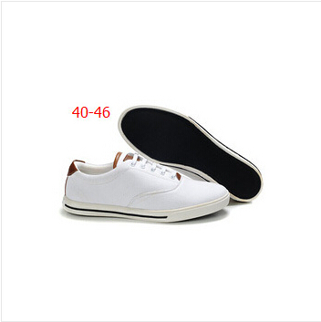 Free Shipping High Quality Fashion Men's Canvas Running Shoes Sports Sneaker Skateboard Shoes Eur 40-46(China (Mainland))