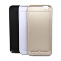 4800mAh External Backup Battery Pack Charger Power Bank Case for iPhone 6S Plus 5 5 Rechargeable