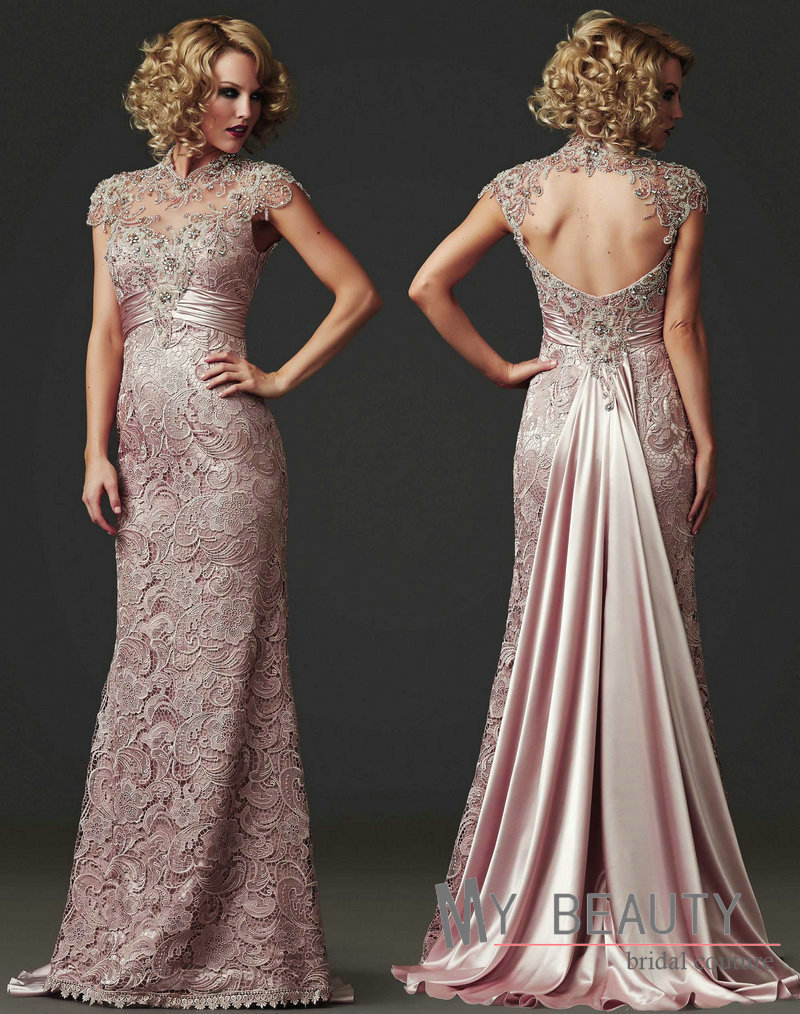 Modest Prom Dresses With Sleeves 115