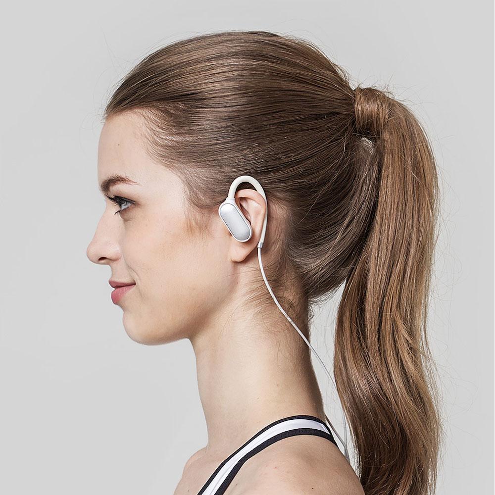Original Xiaomi Mi Sports Bluetooth Headset Wireless Bluetooth 4.1 Music Sport Headphones Waterproof Sweatproof Earphone Latest