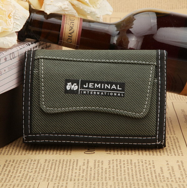 5 Colors 2015 New Brand Short Design High Quality Small Purse Billfold Casual Sport Mini Canvas Men Wallets Cool(China (Mainland))