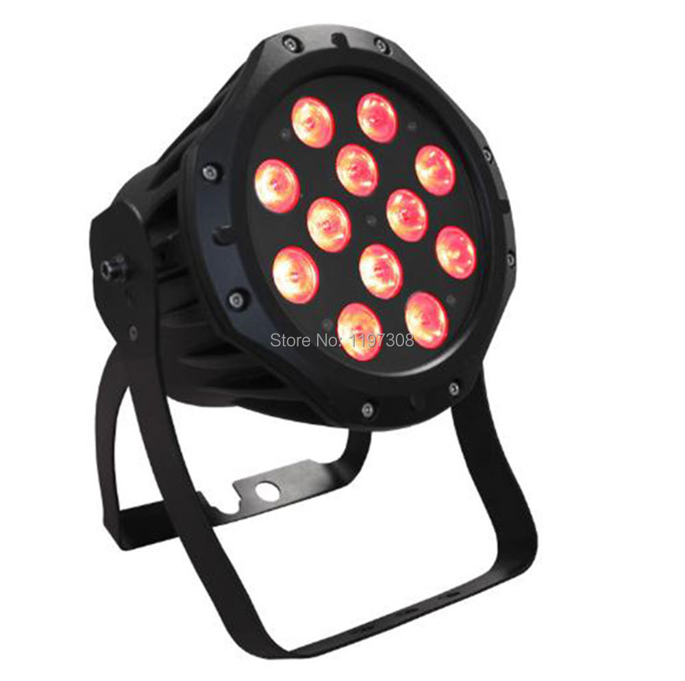 AC 100-240V 12*10W 4in1 IP66 waterproof Par | Spotlights | Wall Washer | LED Color Wash | LED architectural lighting | RGBW(China (Mainland))