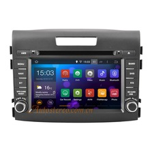 The Latest Quad-core Android 4.4  Car GPS Navigation System Radio for CRV 2012-2014 Mirror link(China (Mainland))