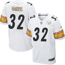 2016 Men Pittsburgh Steelers #84 Antonio Brown #7 Ben Roethlisberger 32# Franco Harris,58# Lambert black white #26 LeVeon Bell(China (Mainland))