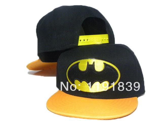 2014 new style Kid Cartoon Snapback Caps, hip-hop children baseball cap, fashion mickey mouse hats, Cute superman hat(China (Mainland))