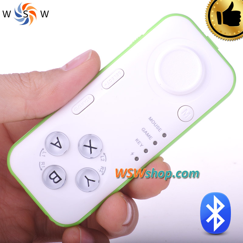 Mini Bluetooth Controle Android Joystick Gamepad Bluetooth Remote Selfie Shutter Wireless Bluetooth Controller Android Joypad<br><br>Aliexpress