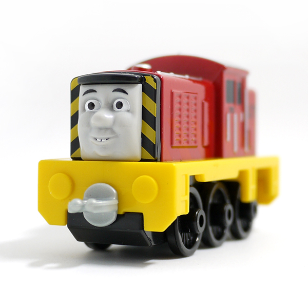 x52 Free shipping 2015new 1:64 Diecast molds metal model train Thomas and friends salty train hook toys children gift packaging(China (Mainland))