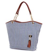 2015 Fashion women handbag Canvas madam big Bag Color Printing Women s Handbags Shoulder Bag Casual