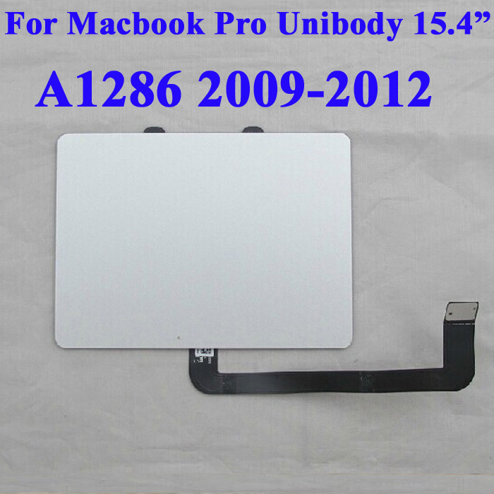 "Free Shipping For Macbook Pro Unibody 15.4"" A1286 Trackpad Touchpad Fit For Mid 2009 2010 2011 2012 922-9035, 922-9306, 922-9749"