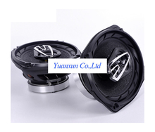 6×9 oval car coaxial speakers audio conversion speaker treble horn