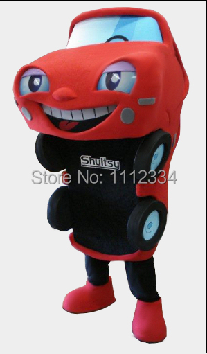 Car Mascot Costume Fancy Costume Halloween Cosplay Carnival costume(China (Mainland))