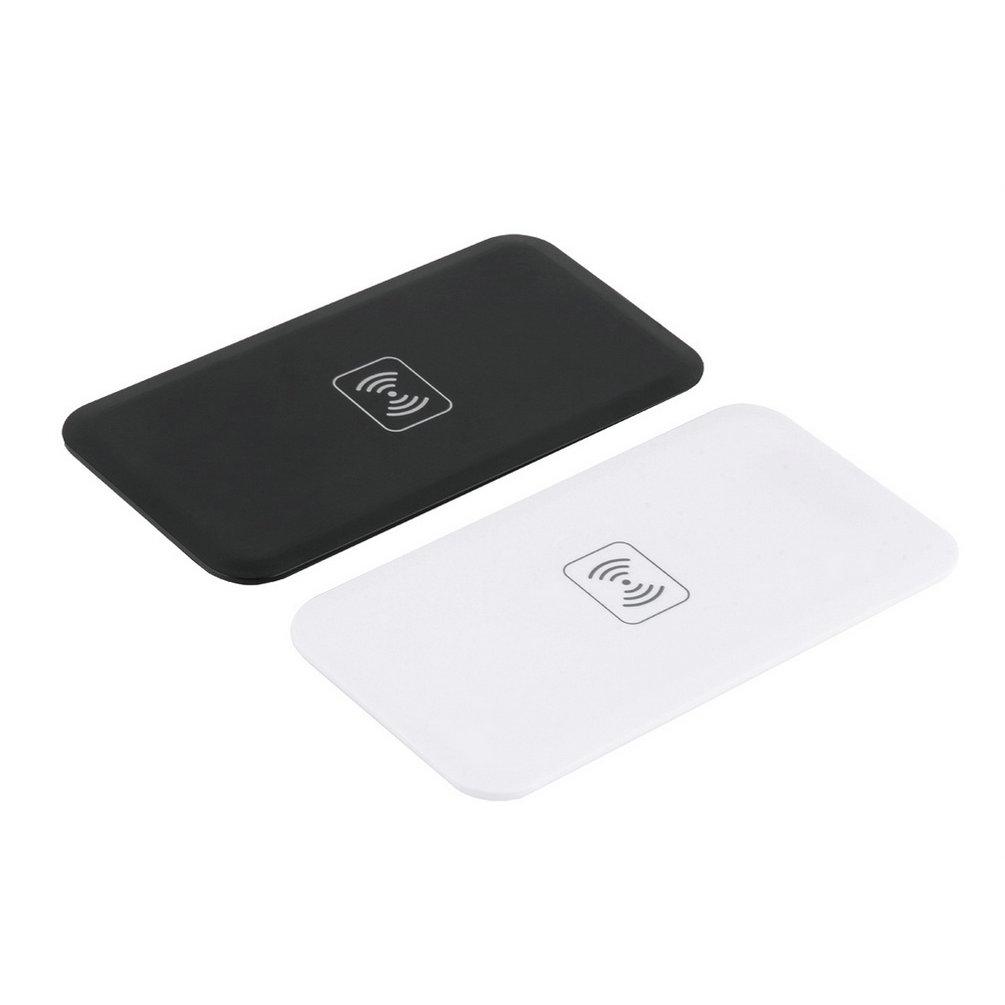 Qi стандарт беспроводной MC-02A зарядки зарядное устройство передатчик подставка для iPhone 4 4S 5 5S 6 для Samsung Galaxy S 3 4 5 6 примечание 2 3 4