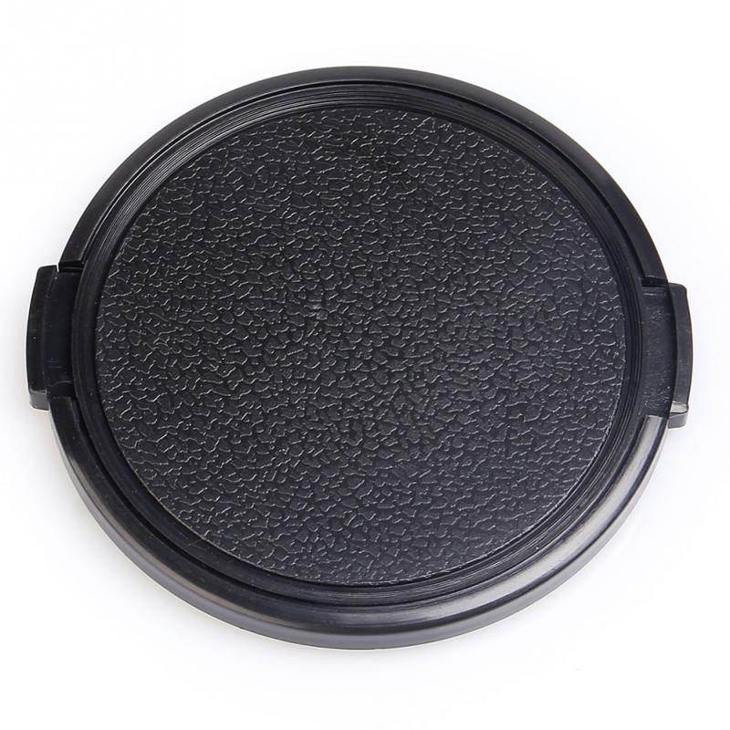 Universal Len Caps Camera Lens Cap Side Pinch Snap Front Cover for Lens and Filters 49 52 55 58 62 67 72 77 82mm for choice S265(China (Mainland))