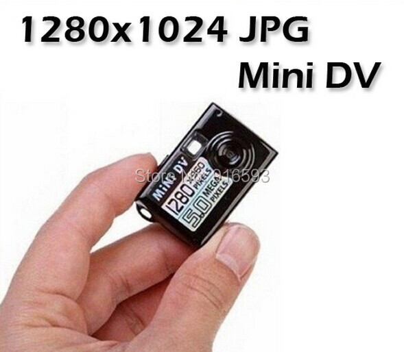Smallest Mini DV High Definition Video Camera Webcam function dvr Sports camera Camcorder - Shysky Tech Co., Ltd store