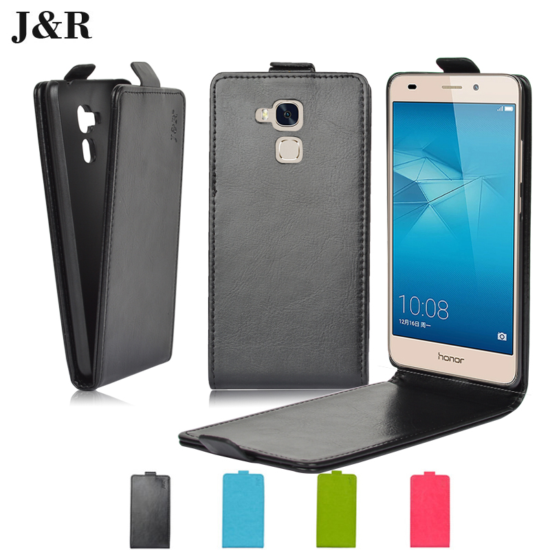 huawei honor 5C Case, Hot Selling Open Flip PU Leather Case Cover Honor5C Cases Sheer Bags  -  Fashion Supermarket store