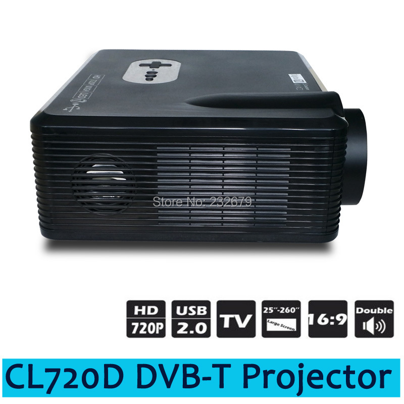 best projector with native 1280*800 720p resolution 150w led lamp last 50000 hours 2000:1 contrast ratio for large screen(China (Mainland))