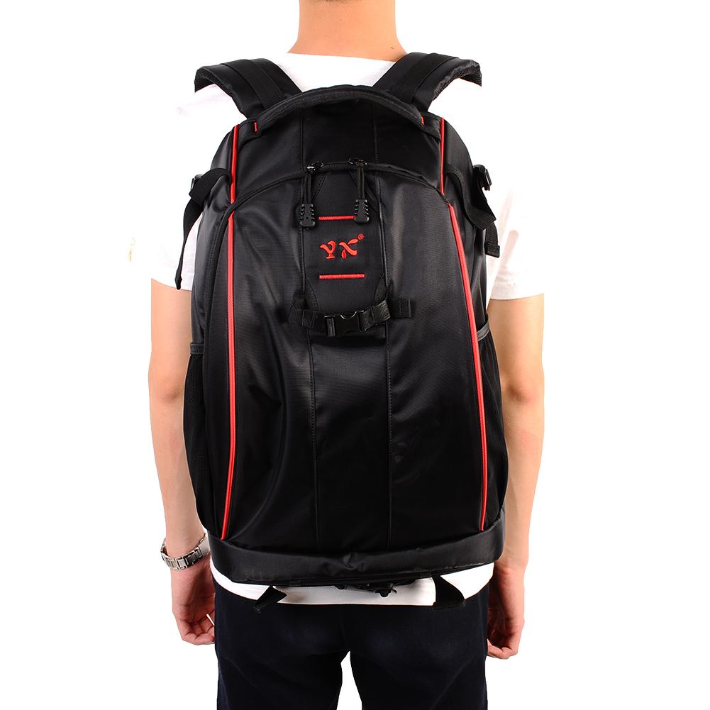 Waterproof Black Backpack Bag Carrying Case DJI Phantom 1 2 Vision Vsion Plus FC40 RC - Sally's Magic Box store