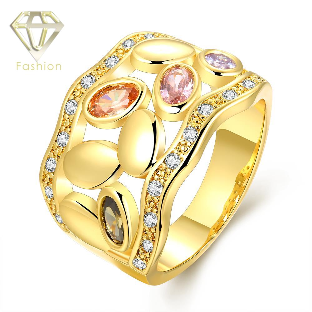 popular gold toe rings buy cheap gold toe rings lots from