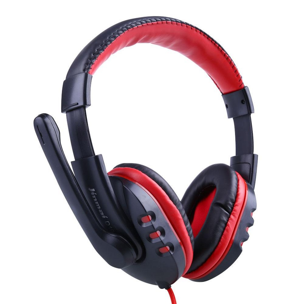 Gaming Game Stereo Headphones Headset Earphone Mic PC Computer Skype - MICHELLE TRADING CO., LIMITED store
