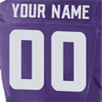 Top Quality 100% Stitched Men's #28 Adrian #55 Anthony #5 Teddy #14 Stefon #22 Harrison Elite White Purple Football Jerseys(China (Mainland))