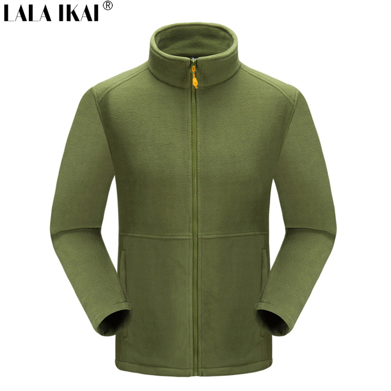 Softshell Jacket Men Windproof Thermal Polartec Fleece Jacket Men Camping Hiking Mountain Jacket Men Warm Men Coat HMJ0200-5(China (Mainland))