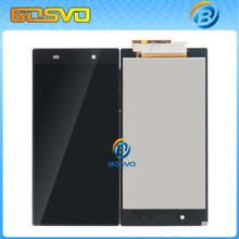 1 piece tested Replacement For Sony for Xperia Z1 L39h C6902 C6903 C6906 C6943 LCD Display with Touch Screen assembly +free tool
