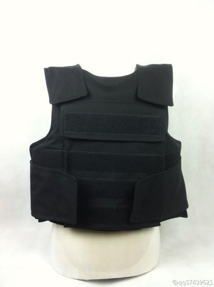 GTV-1 NIJ IIIA 9mm & .44 Magnum Kevlar Bullet proof Vest(China (Mainland))