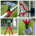 Car Phone Holder Flexible Octopus Tripod Bracket Selfie Stand Mount Monopod Accessories For iphone Samsung BQ