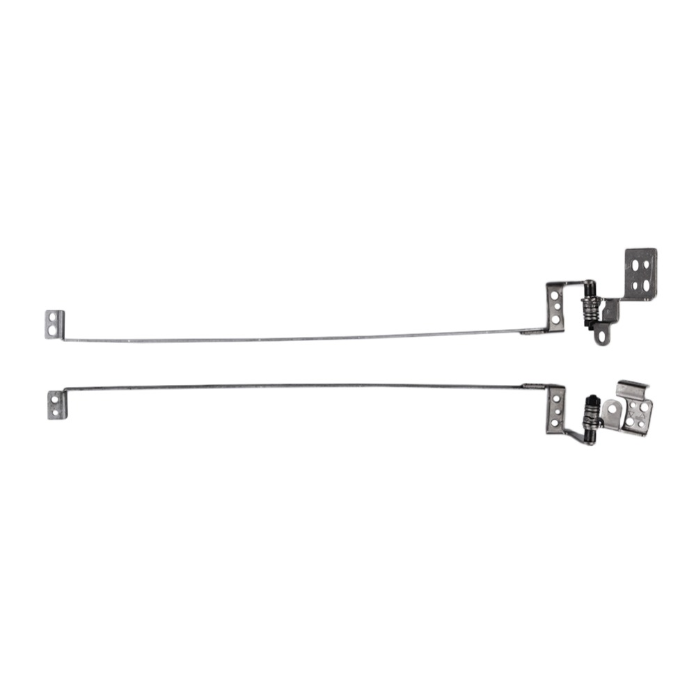 1 pair (left & right) LCD Hinges for TOSHIBA Satellite L730(China (Mainland))