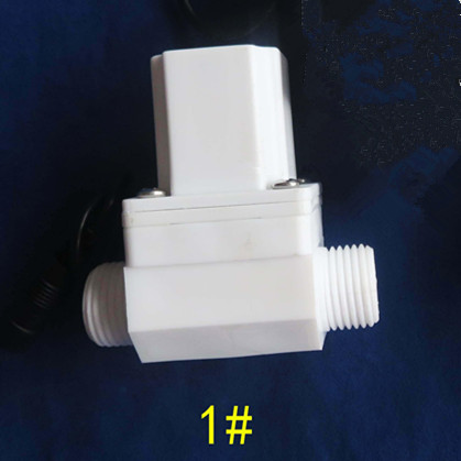 G1/2 pulse solenoid valve Induction Faucet Urinal pulse valve Induction Ware Magnetic valve DC4.5V-6.5V 0.02-1.0MPa<br><br>Aliexpress