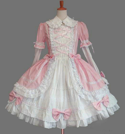 Neck long sleeves cosplay dress for christmas 2015 vintage prom dress