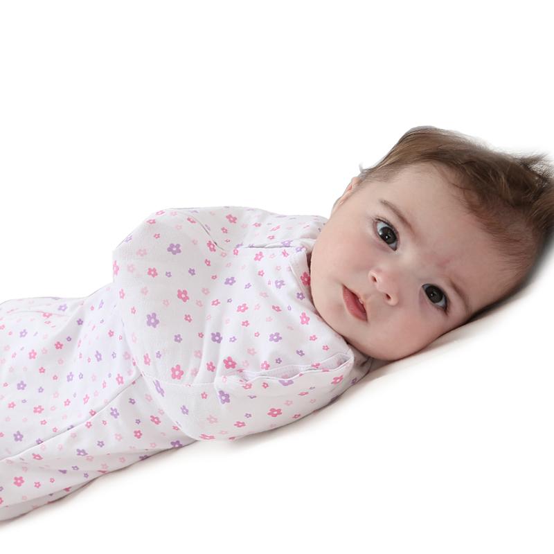 diapers Swaddleme summer organic cotton infant parisarc newborn thin baby wrap envelope swaddling swaddle me Sleep bag Sleepsack(China (Mainland))