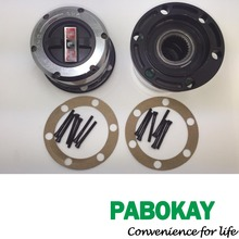 2 Pieces Price For SSANGYONG Korando II Musso SUV Rexton TD Musso Pick Up Locking hubs B035 AVM450  (China (Mainland))