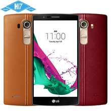 Original LG G4 Cell Phone 4G 16MP Camera 3GB 32GB Quad-Core Android 5.5″ Inch Smartphone Pre-Sale Free Shipping