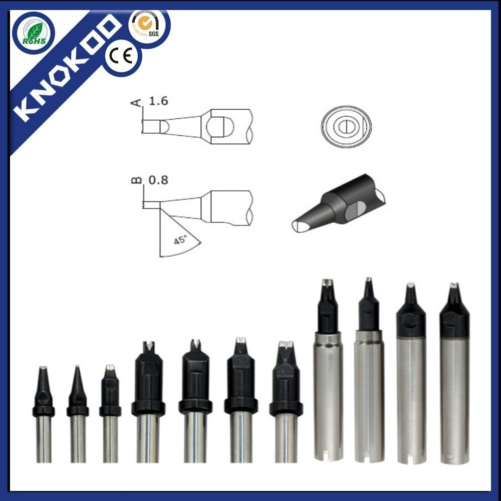50pcs/lot high quality Quick soldering iron tips 911G-16PC soldering bits, welding Iron Tip for Quick Soldering Robot station(China (Mainland))