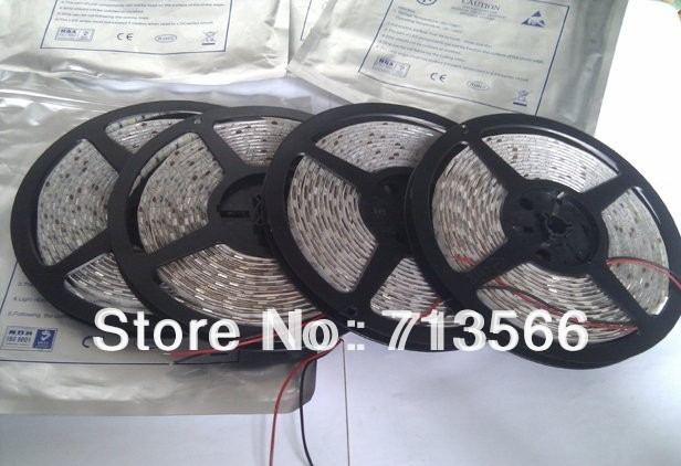 2 YEARS WARRANTY! ! 5M/lot DC12V 48led/m dream color strips WS2811 LED CE Rohs - Long Light Led Co.,Ltd store