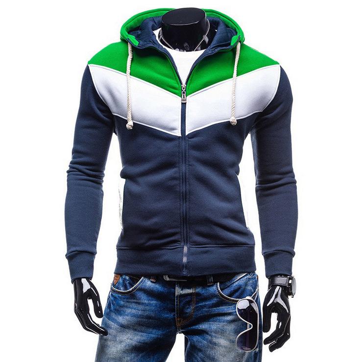 Men Hoodies 2015 New Arrival Sport Suit Hoodies Men Fitness Sport Suit Brand Gym Sweatshirt Running Suit Size M-3XL(China (Mainland))