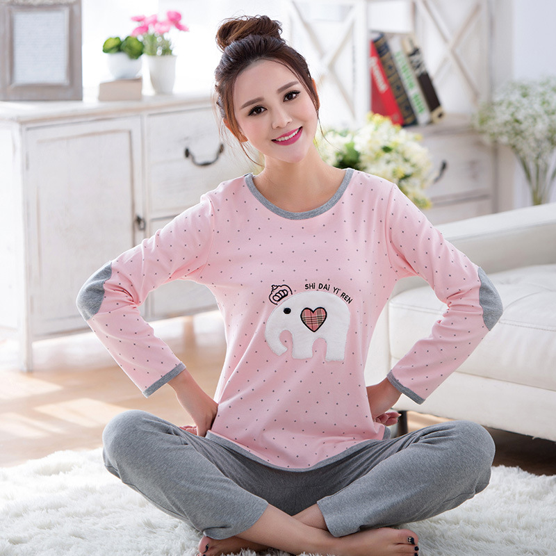 Short pyjamas ladies promotion shop for promotional short pyjamas ladies on - Pyjama elephant ...